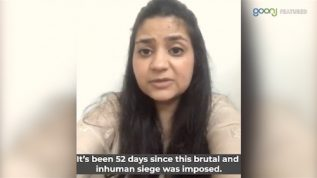 Mehbooba Mufti ki beti ka Kashmir kay issue par UN ko video pegham