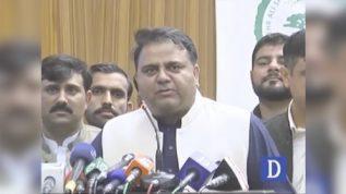 Fawad Chaudhry on Mulana Fazal ul Rehman
