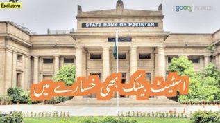 Hakumat ka phela Mali Saal, State Bank bhi khasare mein