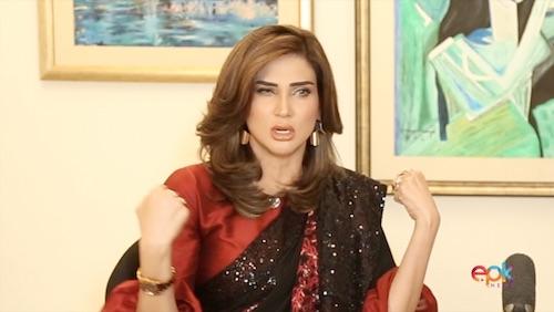 Fiza Ali criticizes actresses who don't do WHAT?
