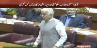 Khawaja Asif's field day in National Assembly