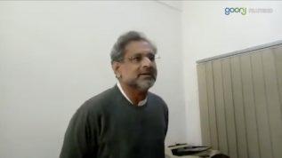 Shahid Khaqan Abbasi ka Wafaqi kabena ki radobadal par bayan