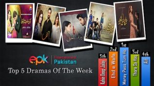 Top 5 popular Dramas of the week