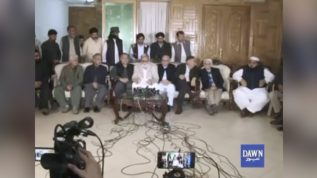 Rahbar Committee calls off countrywide sit-in protests