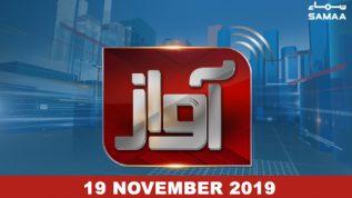 Awaz – 19 November 2019