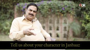 "In conversation with actor ""Irfan Khoosat"""