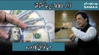 Dollar 300 ka hosakta tha – Prime Minister Imran khan