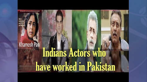 EPK Archive: Indian actors who worked in Pakistan