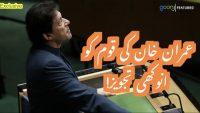 Imran Khan ki qaum ko anokhi tajweez!