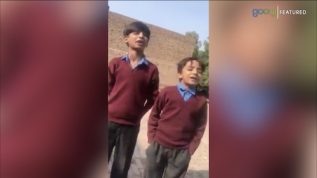 Rendition of Meray Paas Tum Ho's OST by School Children goes viral!