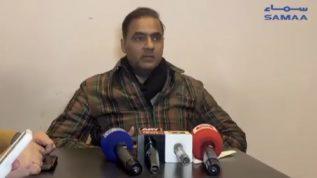 Abid Sher Ali exposed corruption of Faisal Vawda, Jahangir Tareen, Aleem Khan and Aleema Khan