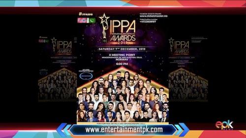 IPPA awards backstage dance performances
