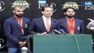 Bhoot khushi hai khe sara PSL Pakistan mein ho raha hai: Ali Naqvi