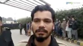 Wukla kay hamle ki waja say meri walida ka inteqal ho gaya: shehri