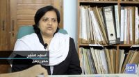 "khatoon Lawyer ki ""khawateen kay saath ziyadti"" se mutaliq Dawn News se guftgu"