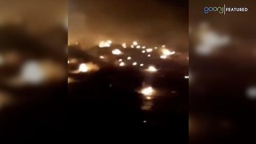 Ukrainian passenger plane crashed outstide Tehran