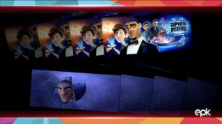 Spies in Disguise 3rd weekend box office collections in Pakistan