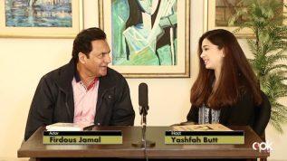 Podcast Boomerang with Firdous Jamal  Ep# 18  Entertainment Pakistan