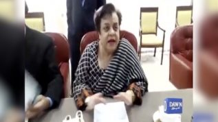 Shireen Mazari announces name for CEC