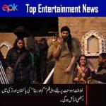 Exclusive Tahir Mahmood's Gawah Rehna starring Emmad Irfani & Ghana Ali gets international coverage