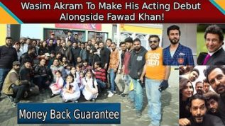 Fawad Khan, Wasim Akram, Mikaal Zulfikar's money back guarantee wraps up!