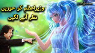 Jab Imran Khan ko hospital ki nurses hoorain nazar aane lagi