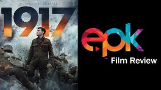 Hollywood movie 1917  film review