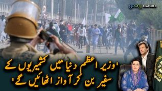 Wazir e Azam dunya mein kashmiriyo kay safeer ban kar aawaz uthaye gay: Firdous Ashiq