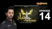 Express TV Dramas | Janbaz | Episode 14