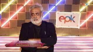 Bollywood director in Epk studios to discuss film collaboration with Pakistan