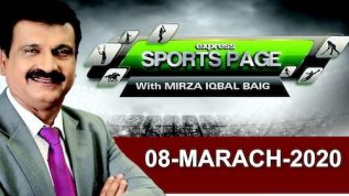 Dale Steyn Special Interview | Sports Page With Mirza Iqbal | 8 March 2020