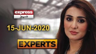 Punjab govt to impose lockdown in several areas of Lahore | Express Experts 15 June 2020 |