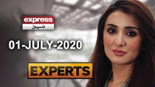 PTI Government vs PPP | Express Experts 1 July 2020
