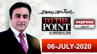 To The Point With Mansoor Ali Khan | 6 July 2020