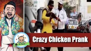 P4 Pakao – Crazy Chicken Prank by Nadir Ali