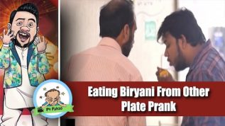 P4 Pakao – Eating Biryani From Other Plate Prank