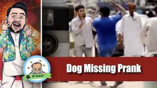 P4 Pakao – Dog Missing Prank by Ahmed Khan