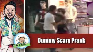 P4 Pakao – Dummy Scary Prank in Mall