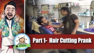 P4 Pakao – Part 1 – Hair Cutting Prank