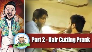 P4 Pakao – Part 2 – Hair Cutting Prank
